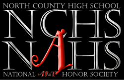 North County<br />Nat'l Art Honor Society